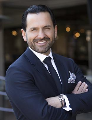 Attorney Gunther Sanabria